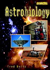 Astrobiology Book Cover